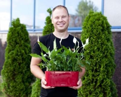 Биолог Андрей Шемет