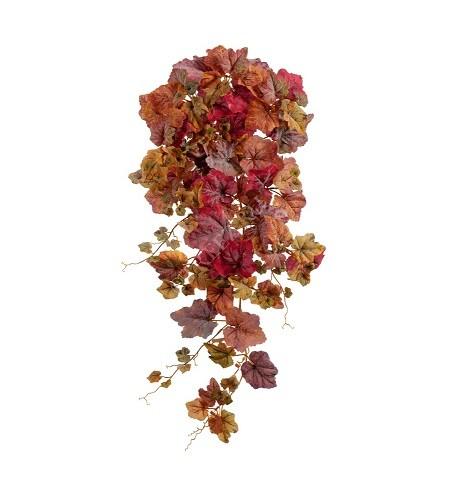 Виноградный куст Velvety желто-красный микс фото